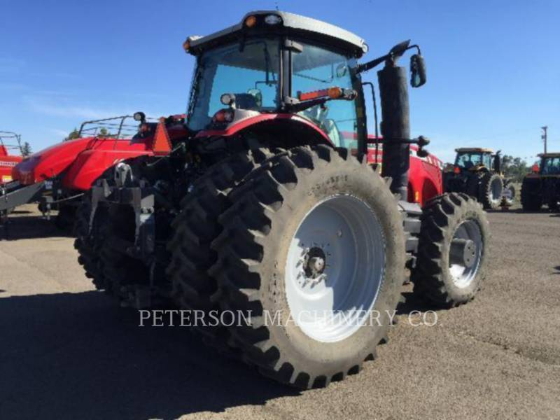 AGCO-MASSEY FERGUSON LANDWIRTSCHAFTSTRAKTOREN MF8670 equipment  photo 3