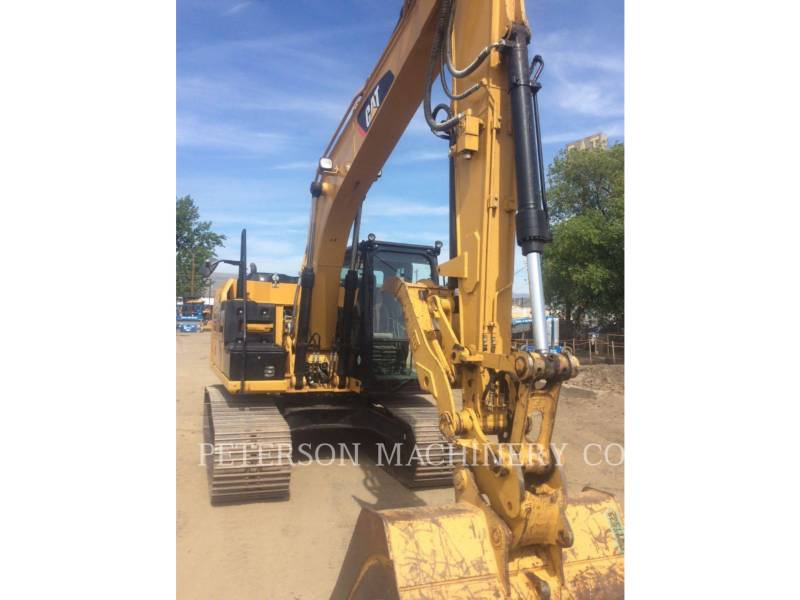 CATERPILLAR TRACK EXCAVATORS 312E DIG equipment  photo 2
