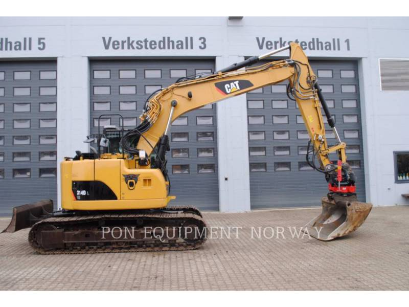 CATERPILLAR EXCAVADORAS DE CADENAS 314D equipment  photo 2