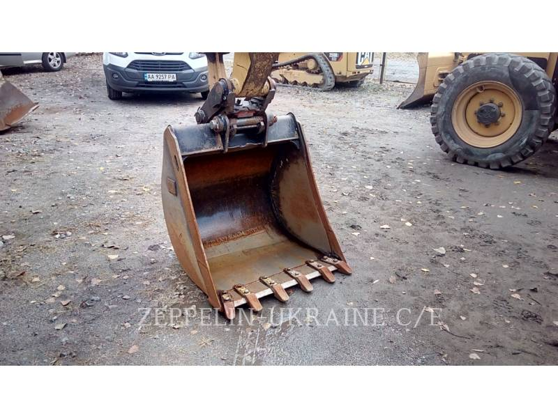 CATERPILLAR RETROEXCAVADORAS CARGADORAS 444F equipment  photo 14