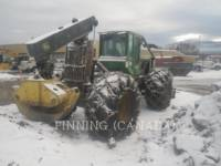 JOHN DEERE LEŚNICTWO - SKIDERY 648H equipment  photo 4