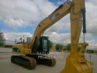 CATERPILLAR EXCAVADORAS DE CADENAS 329D equipment  photo 1