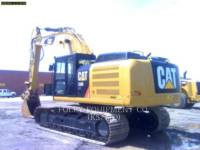 CATERPILLAR TRACK EXCAVATORS 336ELH10 equipment  photo 3