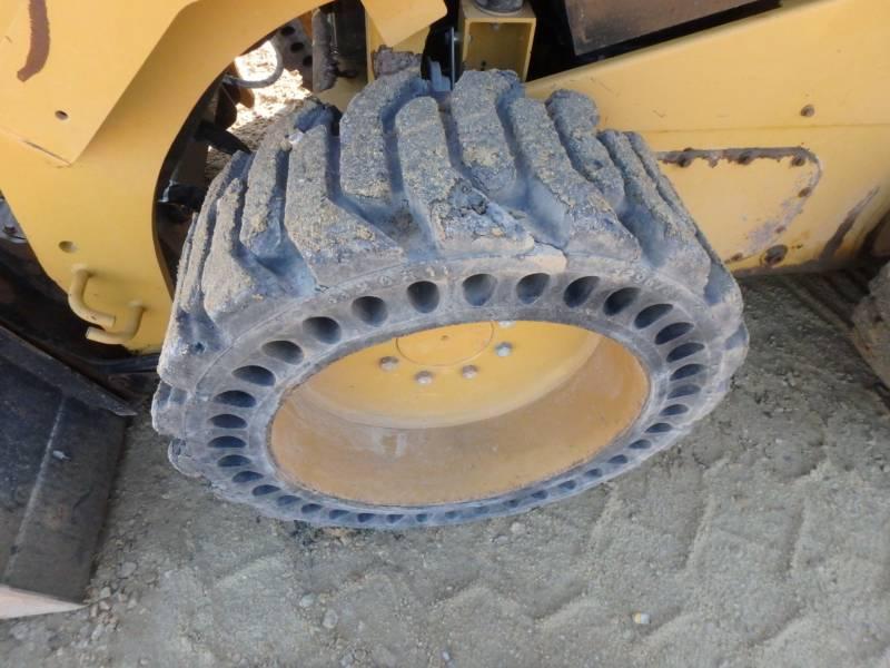 Caterpillar MINIÎNCĂRCĂTOARE RIGIDE MULTIFUNCŢIONALE 246D equipment  photo 13