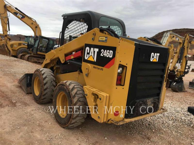 CATERPILLAR SKID STEER LOADERS 246D C1 HF equipment  photo 4