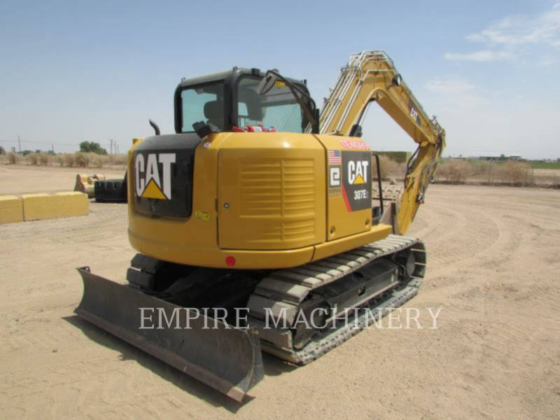 CATERPILLAR KOPARKI GĄSIENICOWE 307E2 equipment  photo 2