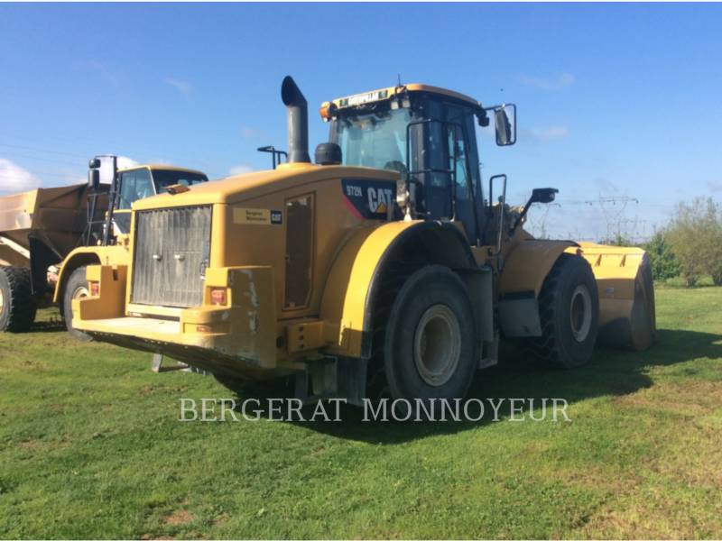 CATERPILLAR WHEEL LOADERS/INTEGRATED TOOLCARRIERS 972H equipment  photo 2