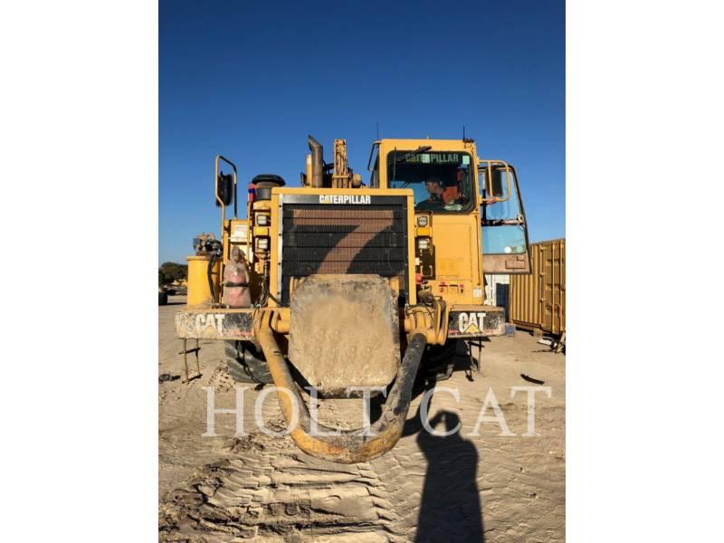 CATERPILLAR WHEEL TRACTOR SCRAPERS 657E equipment  photo 4