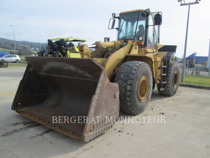 CATERPILLAR CARGADORES DE RUEDAS 950F2 equipment  photo 1