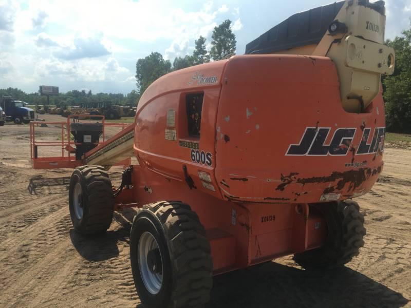 JLG INDUSTRIES, INC. LIFT - BOOM 600S equipment  photo 4