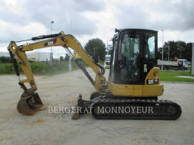 CATERPILLAR PELLES SUR CHAINES 305E CR equipment  photo 1