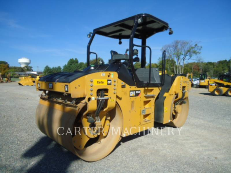 CATERPILLAR VERDICHTER CB54B equipment  photo 2