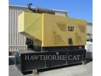 Equipment photo CATERPILLAR 3406C STATIONARY GENERATOR SETS 1
