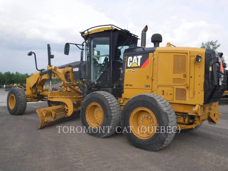 CATERPILLAR MOTONIVELADORAS 140M2 equipment  photo 3