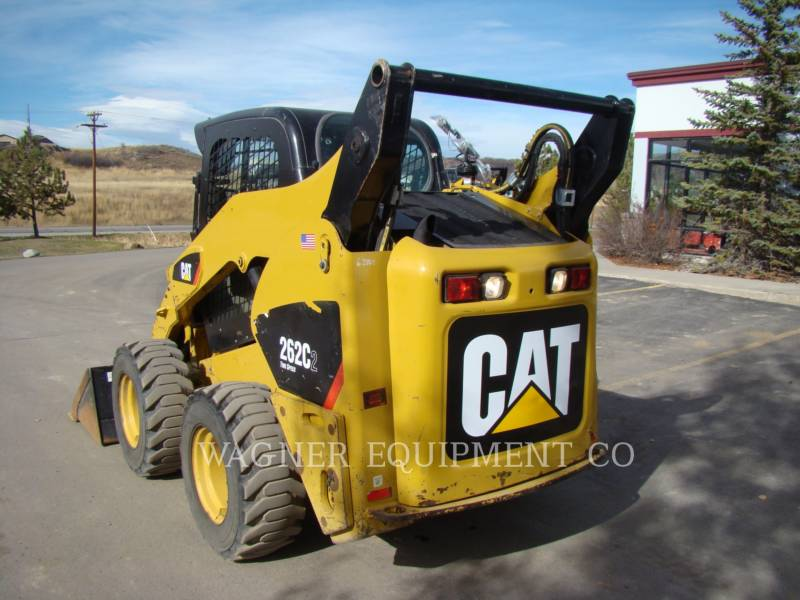 CATERPILLAR MINICARREGADEIRAS 262C2 equipment  photo 2