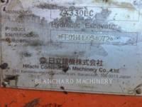HITACHI TRACK EXCAVATORS ZX330LC equipment  photo 12