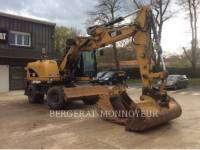 CATERPILLAR PELLES SUR PNEUS M313D equipment  photo 6