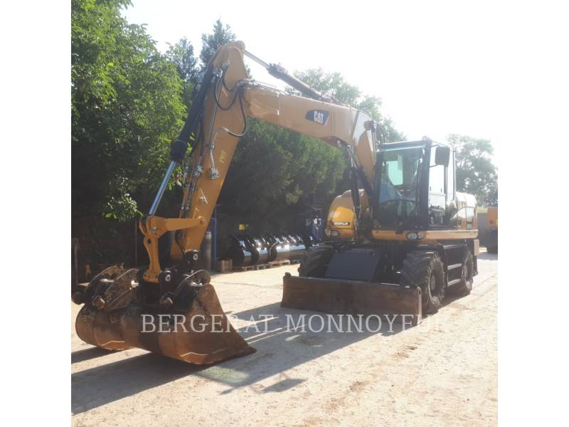 CATERPILLAR ESCAVADEIRAS DE RODAS M313D equipment  photo 1