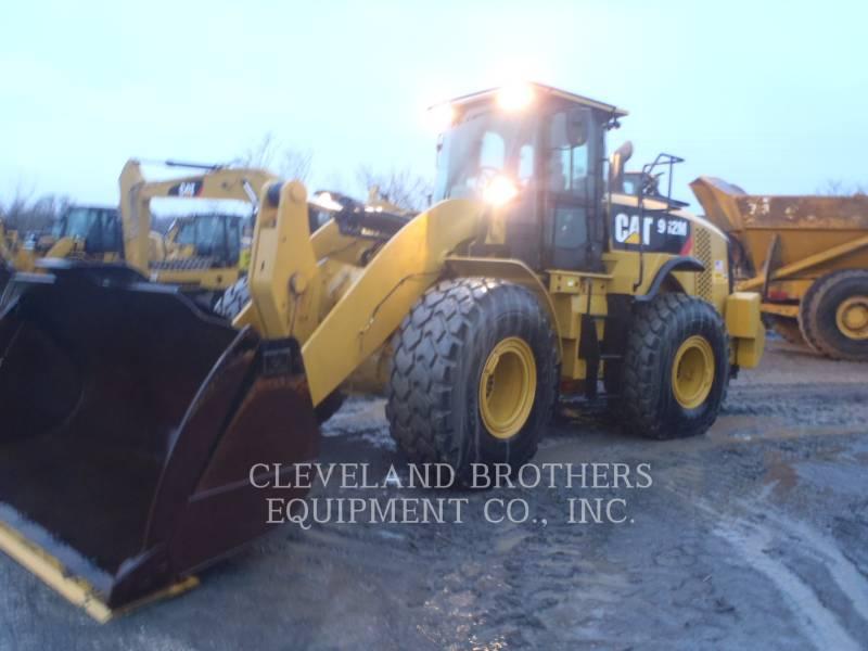 CATERPILLAR WIELLADERS/GEÏNTEGREERDE GEREEDSCHAPSDRAGERS 962M equipment  photo 1