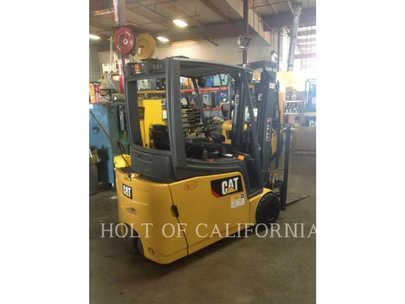 CATERPILLAR MITSUBISHI MONTACARGAS 2ET4000 equipment  photo 4
