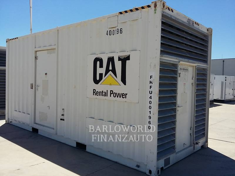 CATERPILLAR 電源モジュール C32 PGAG equipment  photo 1