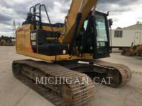 CATERPILLAR TRACK EXCAVATORS 320EL P equipment  photo 8