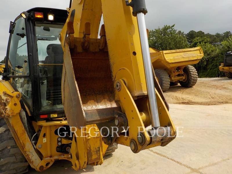CATERPILLAR バックホーローダ 420FST equipment  photo 12