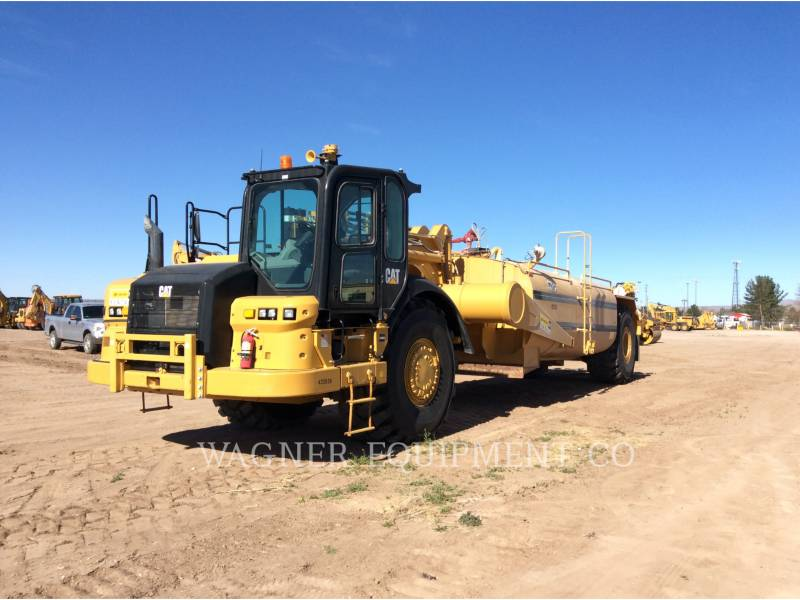 Caterpillar VAGOANE APĂ 621K WW equipment  photo 2