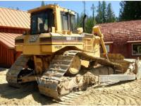 CATERPILLAR KETTENDOZER D6R equipment  photo 3