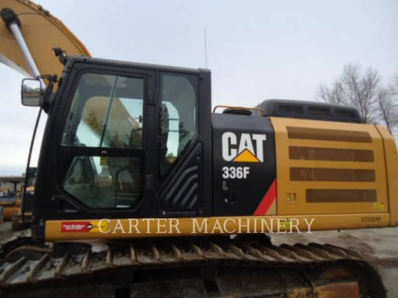 CATERPILLAR WHEEL LOADERS/INTEGRATED TOOLCARRIERS 336F 10 equipment  photo 7