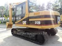 CATERPILLAR TRACK EXCAVATORS 312B equipment  photo 6