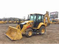 Equipment photo CATERPILLAR 420F2ST CHARGEUSES-PELLETEUSES 1
