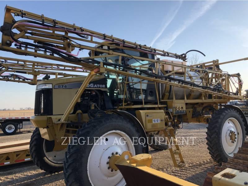 AG-CHEM SPRAYER 874 equipment  photo 1