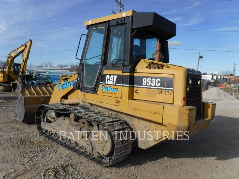 CATERPILLAR CHARGEURS SUR CHAINES 953C AIRS1 equipment  photo 2