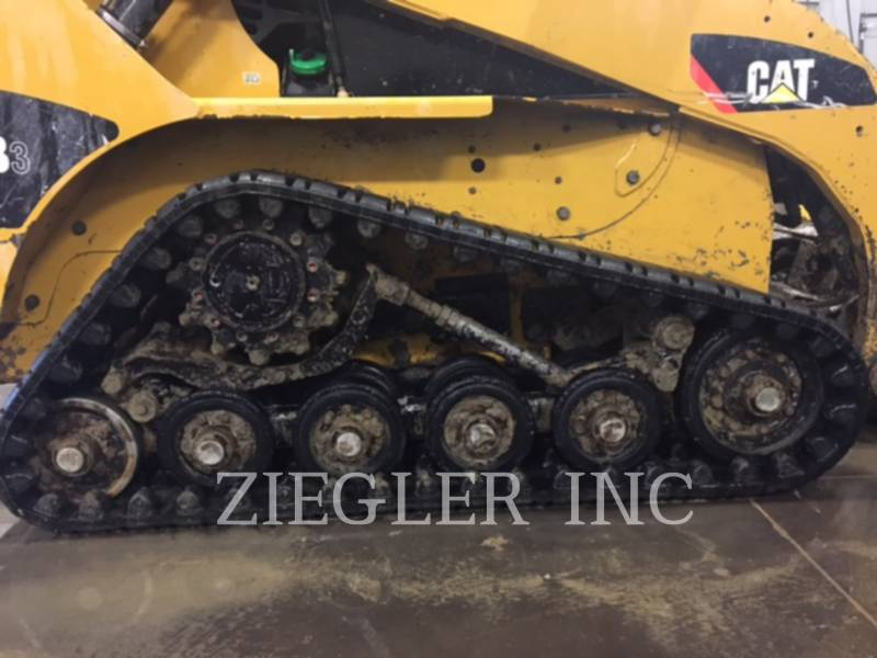 CATERPILLAR DELTALADER 257B3 equipment  photo 5