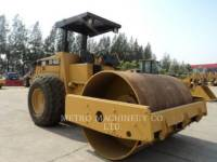 CATERPILLAR COMPACTEUR VIBRANT, MONOCYLINDRE LISSE CS-563CAW equipment  photo 4