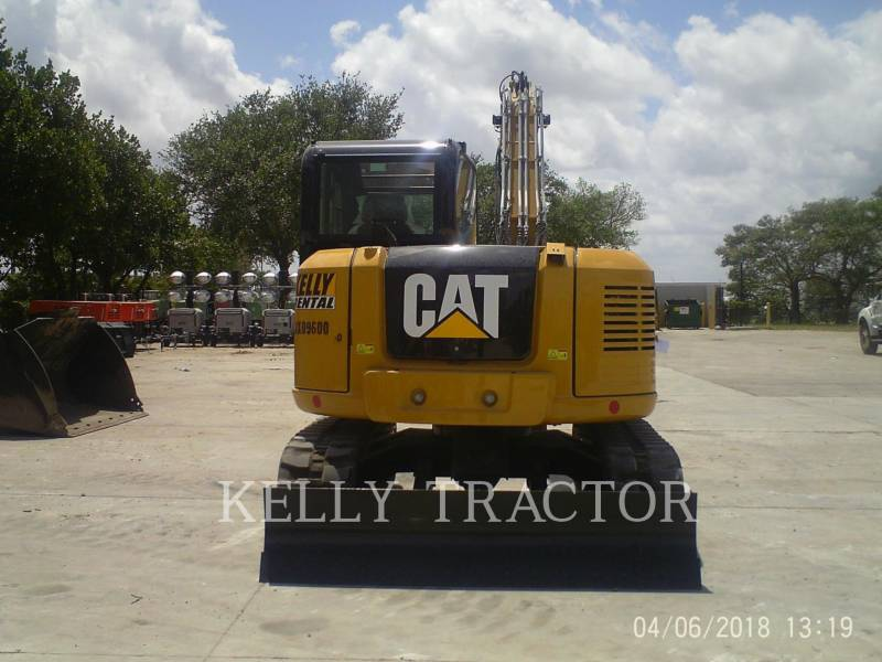 CATERPILLAR ESCAVATORI CINGOLATI 308E2CRSB equipment  photo 4