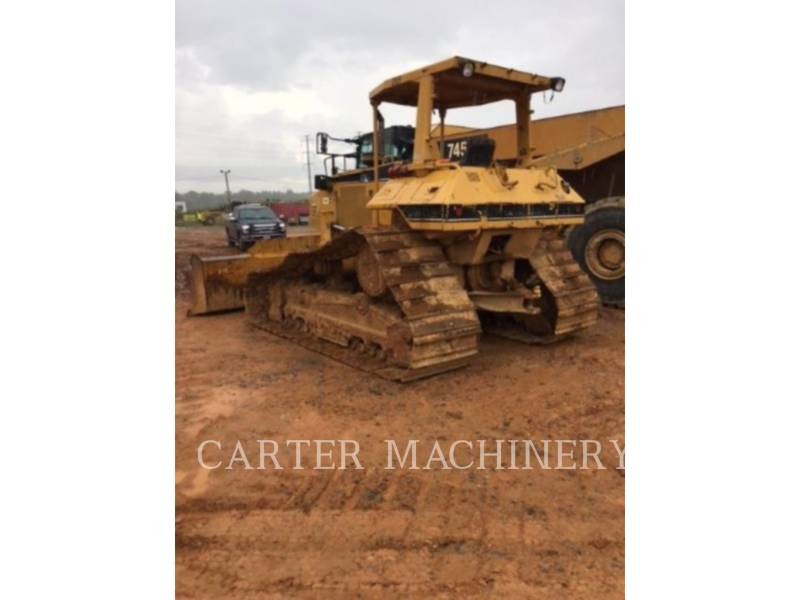 CATERPILLAR TRACTOREN OP RUPSBANDEN D6MLGP equipment  photo 1