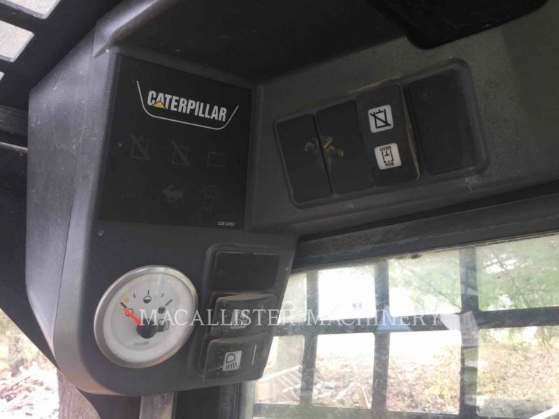 CATERPILLAR CHARGEURS TOUT TERRAIN 259B3 equipment  photo 12