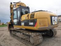 CATERPILLAR EXCAVADORAS DE CADENAS 320D L equipment  photo 2