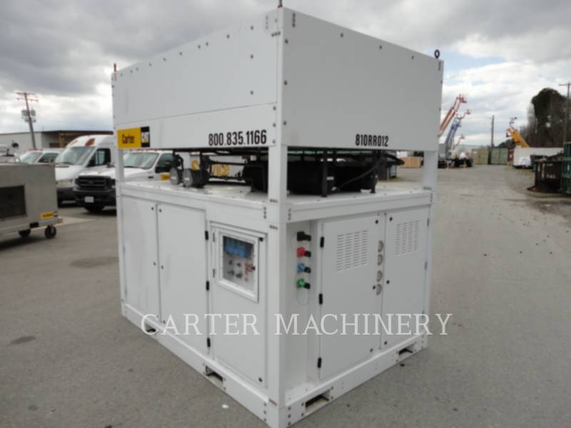 OHIO CAT MANUFACTURING CONTROLE DE TEMPERATURA AC 30TON equipment  photo 2