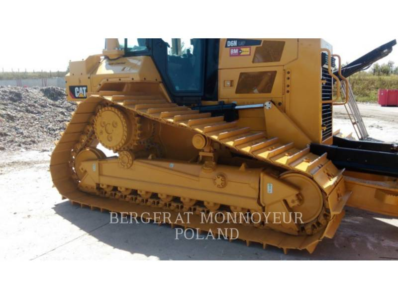 CATERPILLAR TRACK TYPE TRACTORS D6N LGP WASTE equipment  photo 6