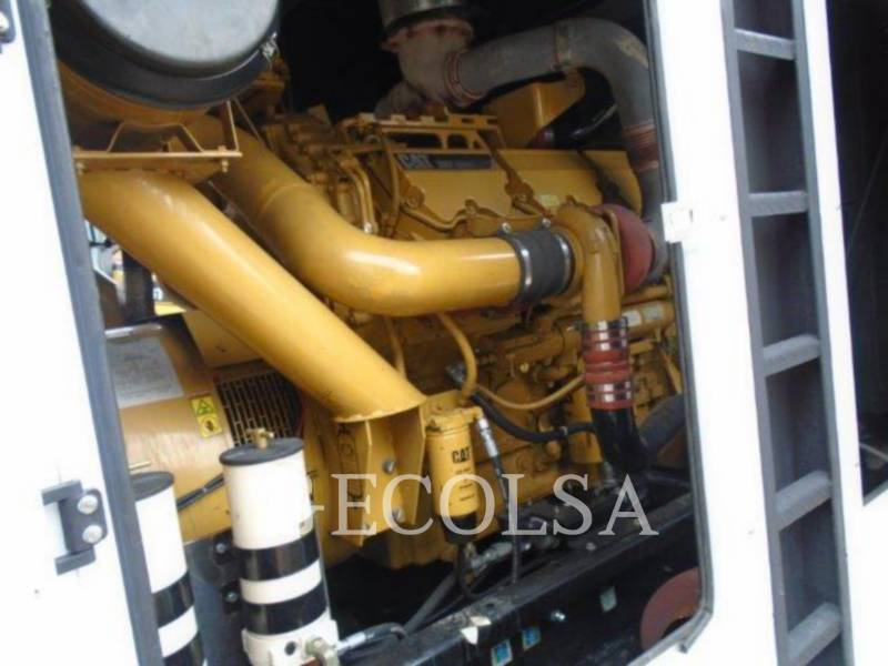 CATERPILLAR INC CIMA STATIONARY GENERATOR SETS C27-591 equipment  photo 3