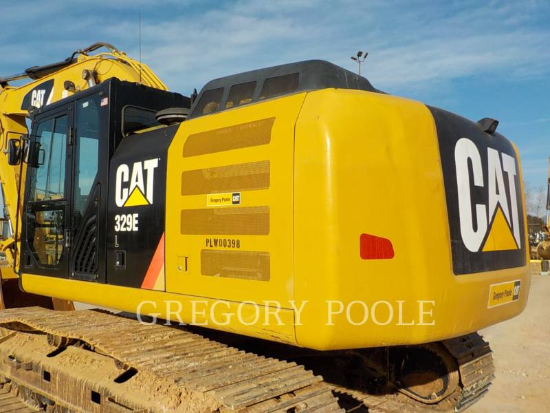 CATERPILLAR ESCAVADEIRAS 329EL equipment  photo 8