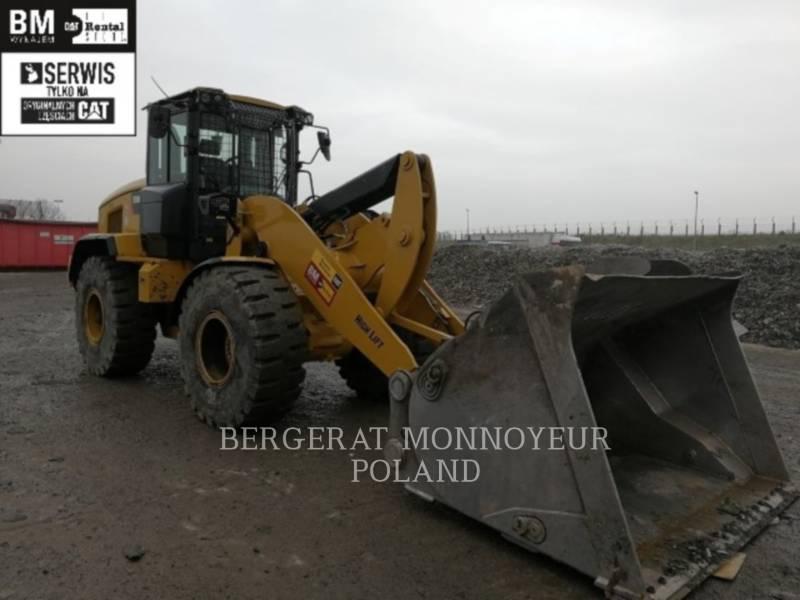 CATERPILLAR ŁADOWARKI KOŁOWE/ZINTEGROWANE NOŚNIKI NARZĘDZI 930M equipment  photo 1