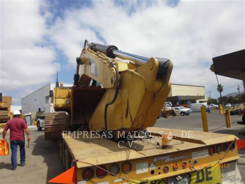 CATERPILLAR EXCAVADORAS DE CADENAS 345DL equipment  photo 5