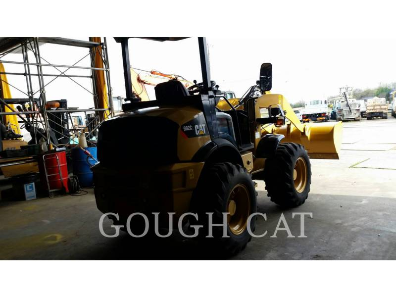 CATERPILLAR MINING WHEEL LOADER 902C2 equipment  photo 9