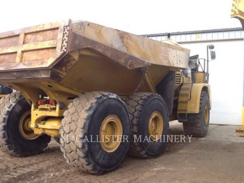 CATERPILLAR アーティキュレートトラック 740 equipment  photo 2