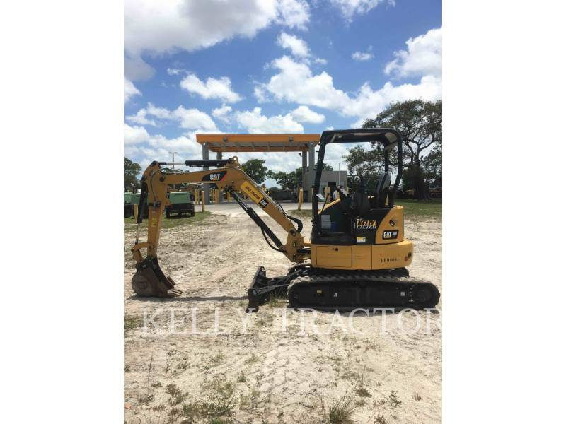 CATERPILLAR EXCAVADORAS DE CADENAS 303ECR equipment  photo 3