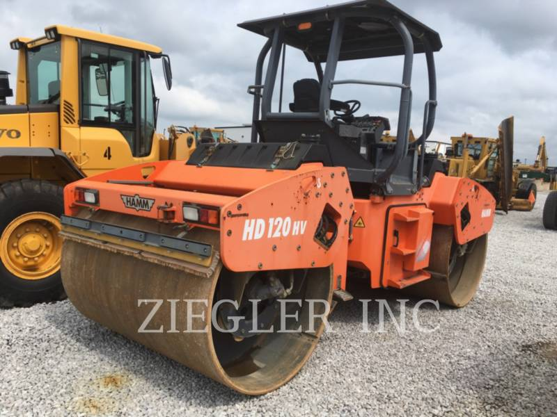 HAMM COMPACTORS HD120HV equipment  photo 1